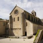Hinterer Bereich der Abtei